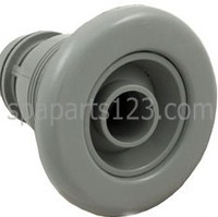 "3 3/8"" Smooth Poly Spa Jet Directional, Gray"