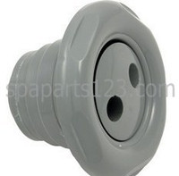 "3 1/2"" Spa Jet Insert - Pulsator,5 Scallop [Gray or White]"