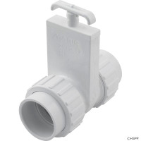 "2"" Union x Union Unibody Slide Spa Gate Valve, 0501-20"