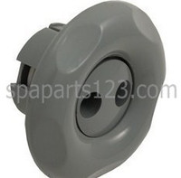 "2 1/2"" Spa Jet Insert Pulsator,5 Scallop [Gray or White]"
