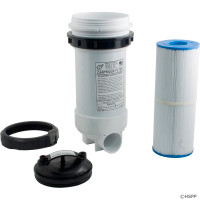 "(18) Waterway Spa Filter Complete, 50sqft Top Load, 2"" w/bypass, 502-5010(2)"