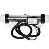 "12"" Marquis Spas Flo Thru Heater 2"" x 12"" 4.0kW W/J-box/Cord (20-08520)"