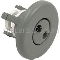 "2 5/8"" Spa Jet, Mini Jet Pulsator White-Gray-Black"