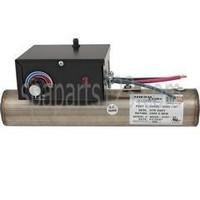 "11 1/2"" Vulcan Heater Assembly 5.5KW-Box, H/L, T-stat, Light (C2550-0V03-HT)"