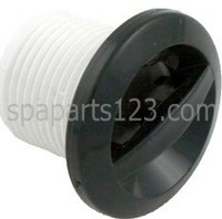 "1"" Hole WW Spa Jet Cluster Pulsator White-Gray-Black"