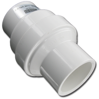 01522-27 Dimension One Spas Praher 1/2 Lb. Check Valve (White)