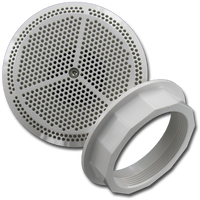"""01510-1021 Dimension One Spas, 204 GPM 5"""" Drain (for '02-mid'06 AFS) Side Drain - Hydro-Air Discontinued"""