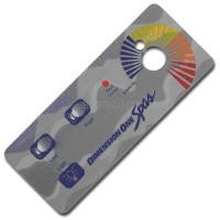 01560-131, D1 Spas Topside Inlay (Blue) '95-'96 SL Models