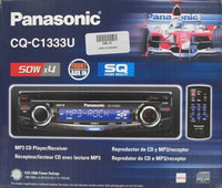01564-03 D1 Spas SIS CD/Receiver, Panasonic CQ-C1333U