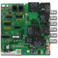01560-90 D1 Spas Circuit Board SLCV, 1995-1996
