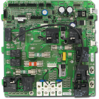 01710-1020 D1 Spas Circuit Board Liquid FX, MSPA-MP-D18