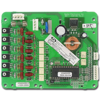 01710-109 D1 Spas Circuit Board Gecko, DJS-1-D11, PC Board ('99 Chairman II)