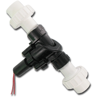 01710-115A D1 Spas Replacement Solenoid Valve Assembly with Unions