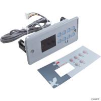 6 Button, BDLTSC35GE1 Gecko Topside,  TSC-35/K-35, P1, P2, Bl, Lt