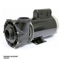 "Cal Spa Pump, 5.0HP 240V 2Spd 56fr 2"" In/Out"