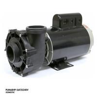 "Cal Spa Pump, 6.0HP 240V 2Spd 56fr 2"" In/Out"