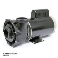 "Cal Spa Pump, 6.0HP 240V 1Spd 56fr 2"" In/Out"