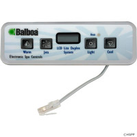 52274, Balboa Topside, Icon 15, Lite Duplex, LCD