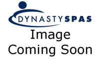 10671 Dynasty Spas Control Box, Balboa, Lite Ldr, Convertible, 1.0/4.0KW, P1, 54114-c