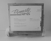 11042 Dynasty Spas Control Box, W Heater, DYN100, 51568