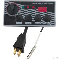 4 Button, CC4D-240-10-I-0, Tecmark Digital Command Center, 230V