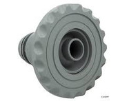 "4 3/16"" Dynasty Spa Jet, Poly Jet, Directional, Gray Scallop, 10744"