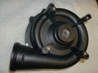 "4HP Coast Spas Wet End, Executive, 2 1/2"" Intake, 310-1440-X"