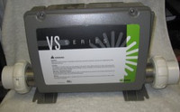 Coast Spas Control Box, Balboa, VS511Z, 2 Pump, 54382-04x