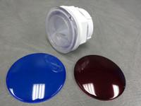 Coast Spas Flat Spa Light,  OEM Kit, Complete W/ lenses, 630-5005GAx