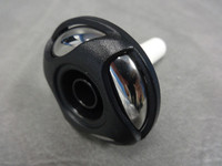 "2"" Coast Spas Jet, Cluster Storm, Threaded, Directional, 4 Swirl Black W/ Stainless, 229-1671Sx"