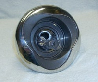 """5"""" Coast Spas Jet, Power Storm, Threaded, Luxury Trillium, LED, Twin Roto, Stainless W/ Dk Gray, CC2297568L-GMBSx"""
