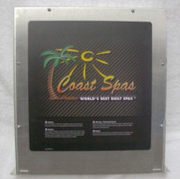 Coast Spas Control Box, Balboa, Euro High End, 4 Pump, 56062