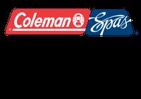 102747 Coleman Spas Water Lip, Between Doors Top Ledge