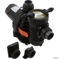 "Pump, Speck EasyFit,Dyna-Pro,1.0hp,115v/230v,1-Spd,2"",Kit (1)"