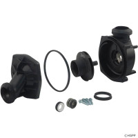 "Wet End, Jacuzzi J-Series 2.0hp 2""Jacuzzi threaded48fr Kit (1)"
