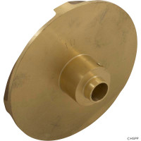 Impeller, Purex Pentair A/AH Series,1.0hp,Hi HD,Bronze,Gen-1