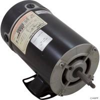 Motor, Pentair, 0.75hp, 115v, 2-Spd, 48 Frame, w/ Switch