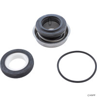 "Shaft Seal, Balboa Gemini/H-Pump/Magna, 1/2"" Shaft, Buna"