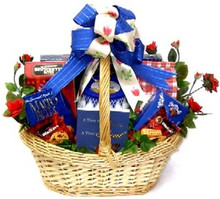 In Loving Memory: Sympathy Gift Basket