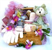 I Treasure You Gift Basket