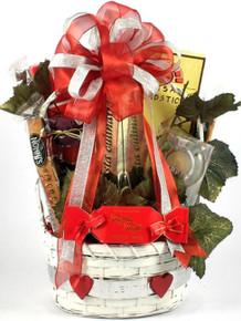 Date Night, Romantic Dinner Gift Basket