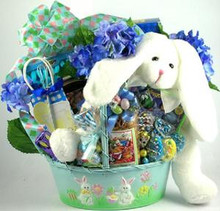 Cottontail Collection, Deluxe Easter Basket