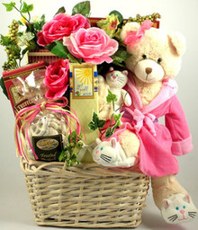 Beary Special Get Well Wishes, with Recuperate Kate