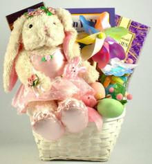 Ballerina Bunny, Easter Gift Basket