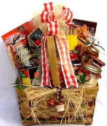 A+ Teacher Gift Basket