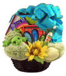 Kids Only, Activity Gift Basket For Children