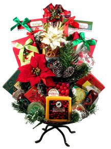 Christmas Joy, Christmas Gift Basket
