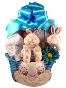 Thumper Baby Boy Basket
