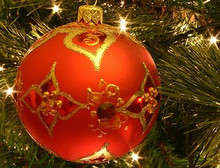 Holiday Treasures Wine Basket