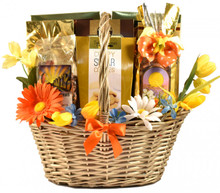 Easter Sweets and Treats - Easter Gift Basket